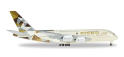 Etihad A380 A6-APH (1:500), Herpa 1:500 Scale Diecast Airliners Item Number HE527712-002