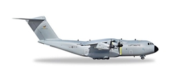 Luftwaffe A400m (1:500) LTG 62 Air Transport Wing 62, 54+01, Herpa 1:500 Scale Diecast Airliners Item Number HE528719
