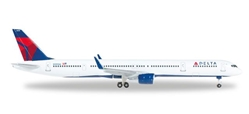 Delta 757-300 N589NW (1:500), Herpa 1:500 Scale Diecast Airliners Item Number HE528863