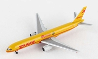 "DHL 757-200 G-BMRJ (1:500) ""Eliska's Return To Africa"", Herpa 1:500 Scale Diecast Airliners Item Number HE529976"