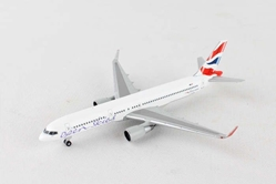 "British Airways 757-200 F-HAVN (1:500) ""Open Skies"", Herpa 1:500 Scale Diecast Airliners Item Number HE530019"