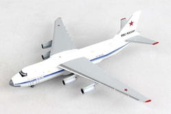 "AN-124 Russian Air Force RF-82032 ""Vladimir Gladilin"" (1:500), Herpa 1:500 Scale Diecast Airliners Item Number HE530095"