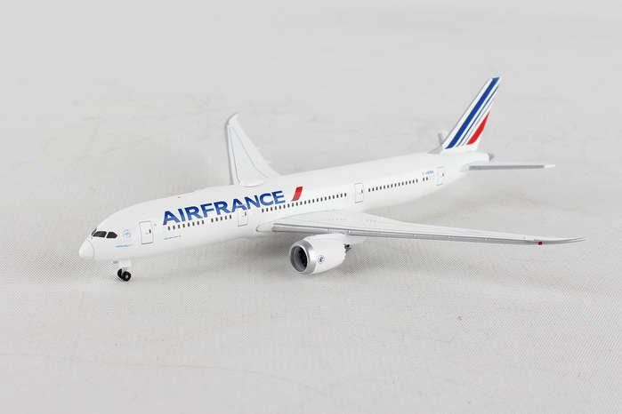 Air France 787-9 F-HRBA (1:500), Herpa 1:500 Scale Diecast Airliners Item Number HE530217