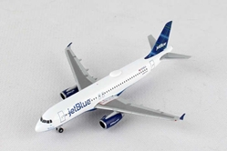 "JetBlue A320 (1:500) ""Tartan"" M508JL ""May the Force be with Blue"", Herpa 1:500 Scale Diecast Airliners Item Number HE530361"