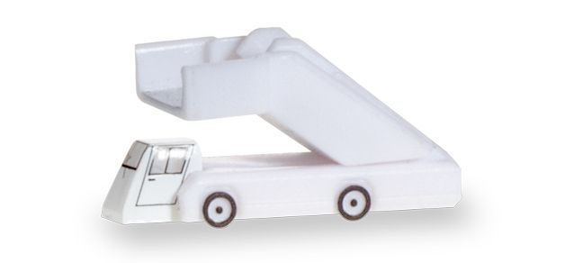 Passenger Stairs (adjustable) (1:500) Set Of 6, Herpa 1:500 Scale Diecast Airliners Item Number HE530507
