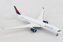 Delta Air Lines Airbus A350-900 XWB N505DN (1:500), Herpa 1:500 Scale Diecast Airliners, Item Number HE530859-001