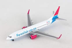 FlySafair Boeing 737-800 - ZS-SJS (1:500), Herpa 1:500 Scale Diecast Airliners Item Number HE531085