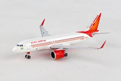 Air India Airbus A320neo VT-EXF (1:500), Herpa 1:500 Scale Diecast Airliners Item Number HE531177