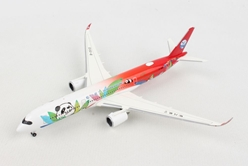 Sichuan Airlines Airbus A350-900 (1:500) - , Herpa 1:500 Scale Diecast Airliners Item Number HE531474