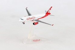 "Air Berlin A320 ""Last Flight"" D-ABNW(1:500), Herpa 1:500 Scale Diecast Airliners Item Number HE531498"
