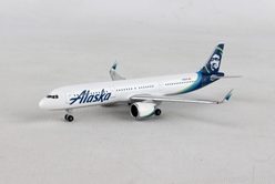 Alaska Airlines Airbus A321neo (1:500), Herpa 1:500 Scale Diecast Airliners Item Number HE531894