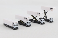 A380 Catering Truck 4-in-1 Set (1:500), Herpa 1:500 Scale Diecast Airliners Item Number HE532662