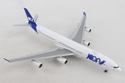 Joon Airbus A340-300 (1:500), Herpa 1:500 Scale Diecast Airliners, Item Number HE532709
