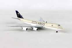 Saudia Cargo Boeing 747-8F HZ-AI3 (1:500), Herpa 1:500 Scale Diecast Airliners, Item Number HE532891