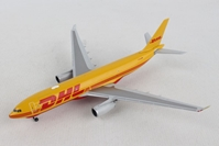 DHL Aviation (European Air Transport) Airbus A330-200F (1:500), Herpa 1:500 Scale Diecast Airliners, Item Number HE532969