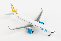 Novair Airbus A321 neo (1:500), Herpa 1:500 Scale Diecast Airliners, HE533065