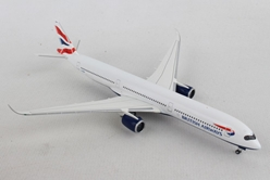 British Airways Airbus A350-1000 (1:500), Herpa 1:500 Scale Diecast Airliners, HE533126