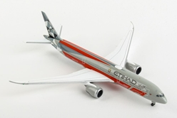 "Etihad Airways Boeing 787-9 Dreamliner ""Formula 1 Abu Dhabi Grand Prix"" A6-BLV (1:500) by Herpa 1:500 Scale Diecast Airliners Item Number HE533263"
