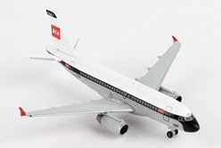 "British Airways Airbus A319 ""100th"" BEA design (1:500) by Herpa 1:500 Scale Diecast Airliners"