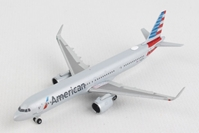 American Airlines Airbus A321neo (1:500) by Herpa 1:500 Scale Diecast Airliners