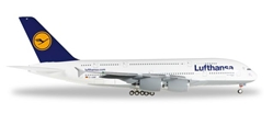 "Lufthansa 380-800 ""Zurich"" D-AIMF (1:200), Herpa 1:200 Scale Diecast Airliners Item Number HE550727-003"