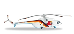 "Luftwaffe Mil Mi-8T LTG 65 ""Fly-out colors"" (1:200), Herpa 1:200 Scale Diecast Airliners Item Number HE556798"