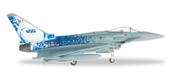 "Eurofighter Typhoon, Luftwaffe TaktLwG 31m ""400TH Eurofighter"" (1:200), Herpa 1:200 Scale Diecast Airliners Item Number HE556859"