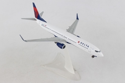 Delta 737-900ER N802DN (1:200), Herpa 1:200 Scale Diecast Airliners Item Number HE556934