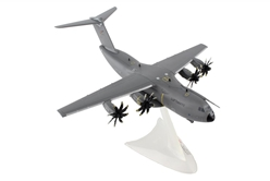 Luftwaffe Airbus A400M Atlas - LTG62 / Air Transport Wing 62 (1:200), Herpa 1:200 Scale Diecast Airliners Item Number HE557207-002