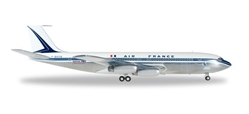 "Air France Boeing 707-320 ""Chateau de Chambord"" F-BHSF (1:200), Herpa 1:200 Scale Diecast Airliners Item Number HE557245-001"