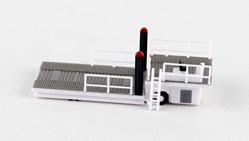 Container Loader (1:200), Herpa 1:200 Scale Diecast Airliners Item Number HE557542