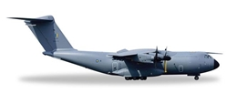 Royal Malaysian Air Force A400M M54-01 (1:200), Herpa 1:200 Scale Diecast Airliners Item Number HE557764