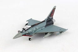 "Luftwaffe Eurofighter Typhoon, TaktLwG 71 ""Richthofen"" 30 90 (1:200) , Herpa 1:200 Scale Diecast Airliners Item Number HE558198"