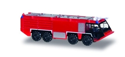 Airport Fire Engine (1:200), Herpa 1:200 Scale Diecast Airliners Item Number HE558501