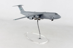 "C-5M Super Galaxy USAF, 9th Airlift Squadron ""Proud Pelicans"" 436th Airlift Wing, Dover Air Base ""Spirit of Old Glory"" 83-1285, Herpa 1:200 Scale Diecast Airliners Item Number HE558716"