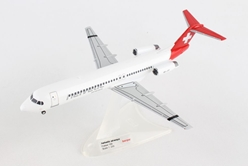 Helvetic Airways Fokker 100 (1:200), Herpa 1:200 Scale Diecast Airliners Item Number HE559324