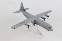C-130J-30 Super Hercules, USAF 37th Airlift Squadron, 86th Airlift Wing, Ramstein Air Base (1:200) - Preorder item, order now for future delivery, Herpa 1:200 Scale Diecast Airliners Item Number HE559461