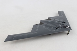 "U.S. Air Force Nothrop Grumman B-2A Spirit - Missouri Air National Guard - 131st Bomb Wing, 110th Bomb Squadron, Whiteman AB ""Stealth Militia"" - 88-0329 ""Spirit of Missouri""  (1:200), Herpa 1:200 Scale Diecast Airliners, HE559492"