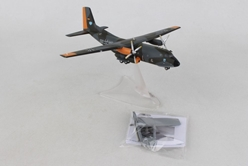 "Luftwaffe Transall C-160 - Lufttransportgeschwader 63 / Air Transport Wing 63, Hohn Air Base ""Norm 72""  (1:200), Herpa 1:200 Scale Diecast Airliners, HE559560"