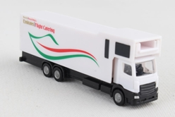 Emirates Flight Catering - A380 Catering truck (1:200), Herpa 1:200 Scale Diecast Airliners, HE559607