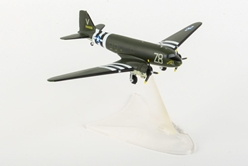 "U.S. Army Air Forces Douglas C-47A Skytrain - 84th Troop Carrier Squadron, RAF Ramsbury - Operation Neptune (D-Day) 75th Anniversary Edition ""Tico Belle""  (1:200), Herpa 1:200 Scale Diecast Airliners, HE559744"