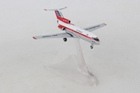 Cubana de Aviacion Yakovlev Yak-40 CU-T1221 (1:200) by Herpa 1:200 Scale Diecast Airliners Item Number HE559775