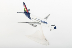 Malev Hungarian Airlines Boeing 737-200 HA-LEC (1:200) by Herpa 1:200 Scale Diecast Airliners Item Number HE559782