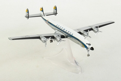 "Lufthansa Lockheed L-1649A Starliner ""Super Star"" D-ALOL (1:200) by Herpa 1:200 Scale Diecast Airliners Item Number HE559805"