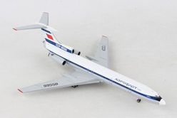 "Aeroflot Tupolev TU-154B-2 ""Blue tail livery"" CCCP-85566 (1:200) by Herpa 1:200 Scale Diecast Airliners Item Number HE559812"