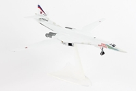 "Russian Air Force Tupolev TU-160, Backjack ""White Swan"" 6950th Guards Air Base, Engels-2, Ilya Muromets  RF-94105 (1:200) by Herpa 1:200 Scale Diecast Airliners Item Number HE559867"