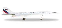 NASA TU-144L RA-77114 (1:400), Herpa 1:400 Scale Diecast Airliners Item Number HE562508
