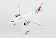 Eurowings Airbus A320 D-AIZQ (1:400)- , Herpa 1:400 Scale Diecast Airliners Item Number HE562669