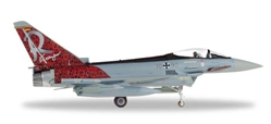 "Eurofighter Typhoon, Luftwaffe TaktLwG 71 ""Richthofen"" (1:72), Herpa 1:72 Item Number HE580182"