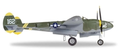 "USAF P-38J, Capt. Perry J. ""Pee Wee"" Dahl, ""23 Skidoo"", 432th FS, 475th FG 44-23314 & MX138AM(1:72), Herpa 1:72 Item Number HE580229"